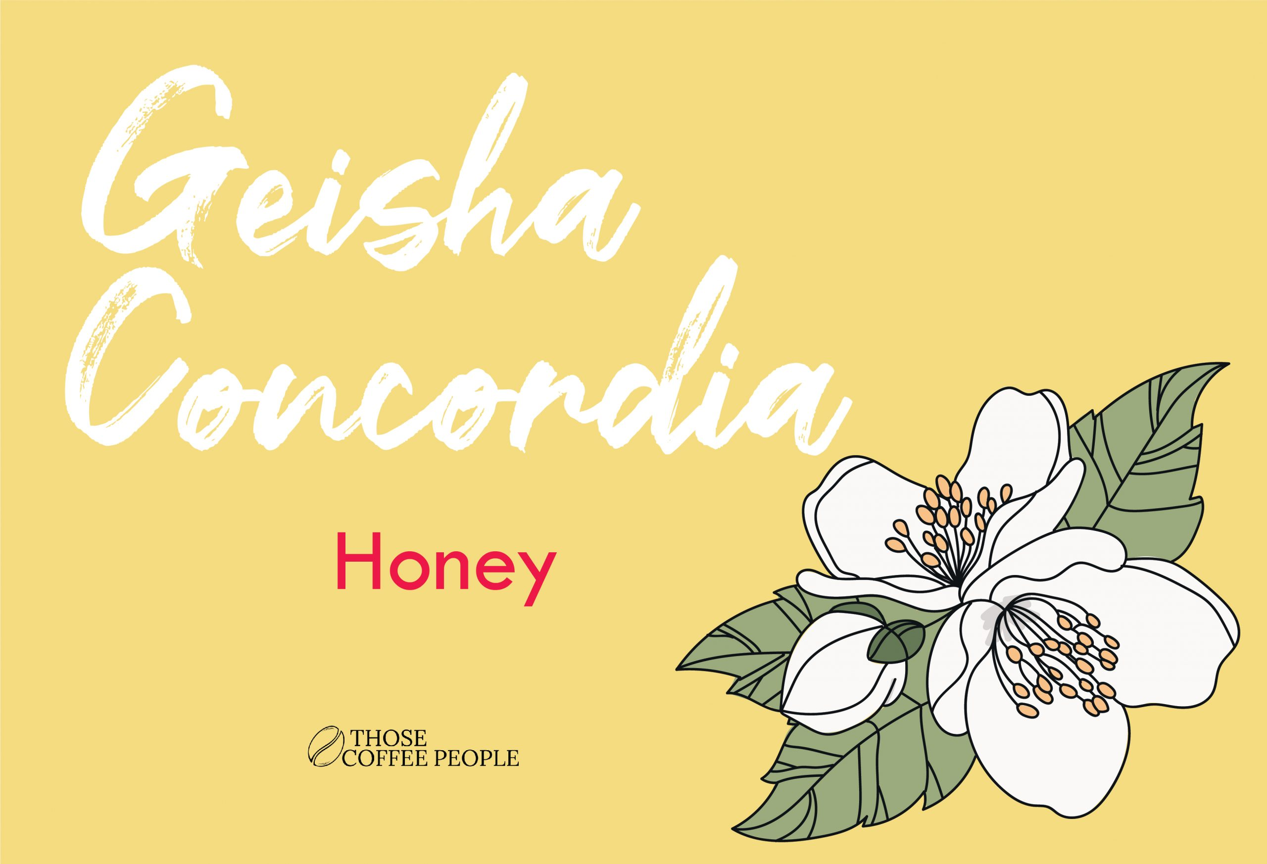 Geisha Honey